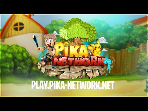 PikaNetwork | top.pika.host Trailer