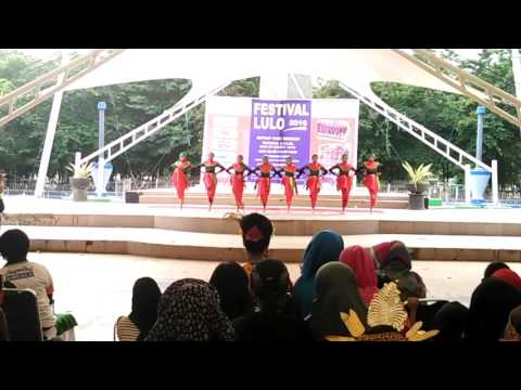 Lulo Kreasi SMA 4 Kendari - Festival Lulo 2016