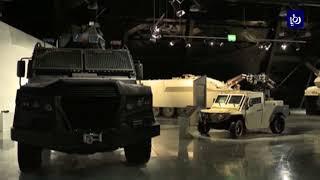 جلالة الملك يفتتح متحف الدبابات الملكي - (29-1-2018)