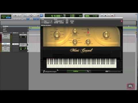 Pro Tools Tutorial - Composing