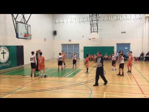 Ottawa Shootings Stars Vs  Brantford Hawks