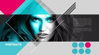 After Effects Awesome  photo slideshow Business Card Template Fiverr GiG Video