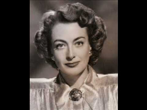 "Joan Crawford ""Career Woman"" interviewed by Louella Parsons"
