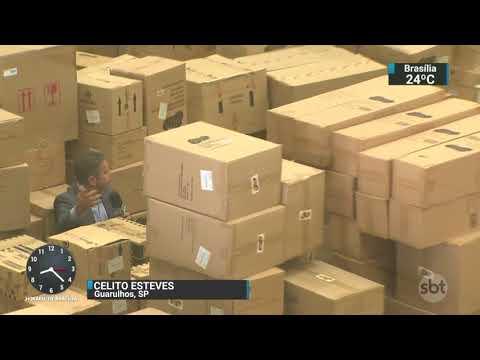 Trabalho temporário: Previsão é de que sejam criadas 374 mil vagas | SBT Brasil (09/10/17)