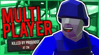 RAVENFIELD MULTIPLAYER WITH FRIENDS! | RF:MP Mod Gameplay