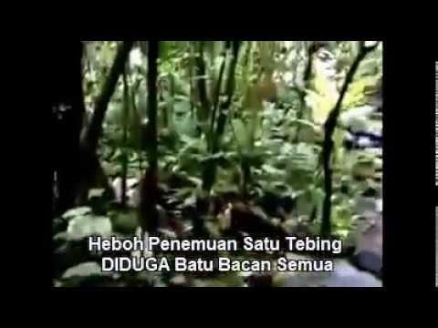 Batu Bacan 1 Tebing Ditemukan