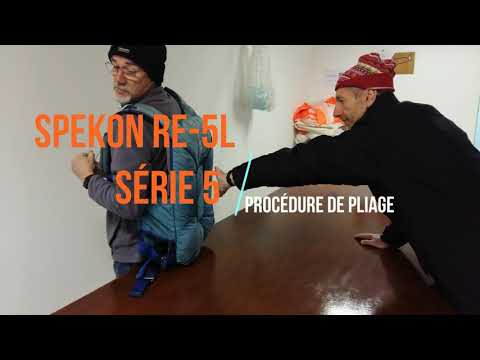 Pliage SPEKON RE 5L Serie5