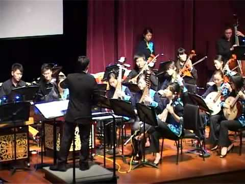 SMU Chinese Orchestra - Super Mario Brothers (First Half)