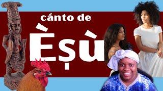 🎵Afro-Latinidad Òrìs̩à Song Translation 4: Oban Keye Eleggua (O̩ba Ń Ké̩ye̩, Ké̩ye̩ E̩lé̩gbà) | Cuba