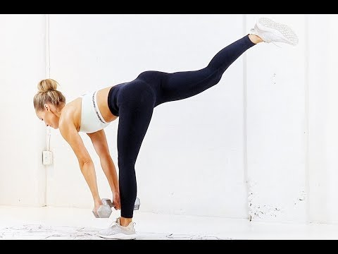Lower-Workout for More powerful Legs