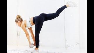 Dumbbell LEG WORKOUT // For Strength