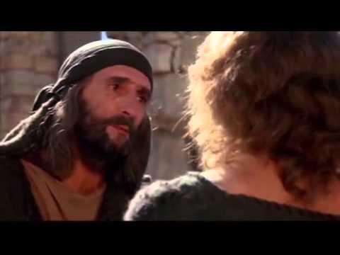 'Последнее искушение Христа' беседа Иисуса и проповедника