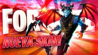 NEW SKIN *DIABLO* IN THE FORTNITE STORE!!