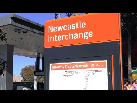 Newcastle Interchange, Australia