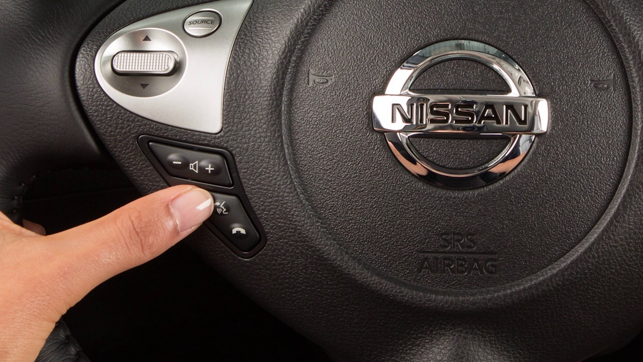 Nissan Rogue Owners Manual: NISSAN Voice Recognition System(if so equipped)