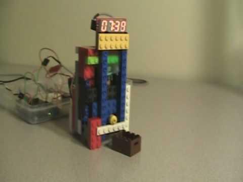 La Guillotine: A LEGO® creation by Peter deYeule : MOCpages.com
