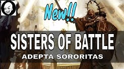 ADEPTA SORORITAS SISTERS OF BATTLE LORE