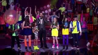 vuclip The Voice Kids Sing Happy | The Voice Kids Australia 2014