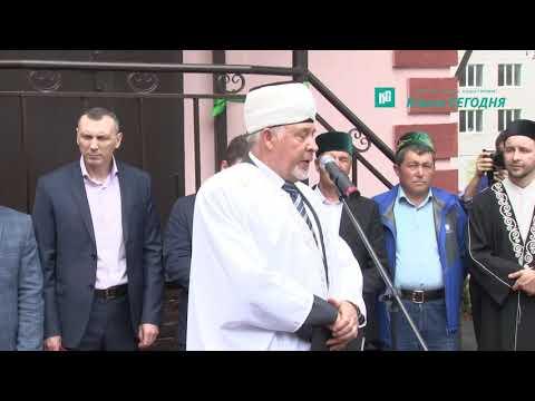 Открытие мусульманского молельного дома в Коврове