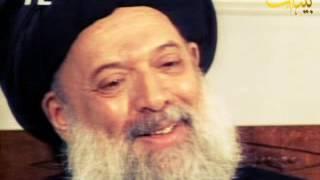 مقابلة للمرجع فضل الله (رض) مع تلفزيون لبنان ضمن برنامج حوار مع غسان تويني