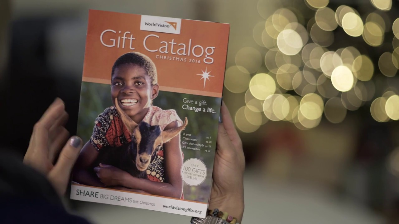Nice World Vision Christmas Gifts Part - 9: Gifts That Last | #ShareBigDreams | World Vision