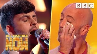Anxious-Amazing Danny SHOCKS Geri / Paulus emotional 😮 - All Together Now
