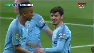 Manchester City x Fulham Gols e melhores momentos