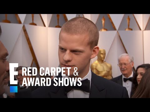 Lucas Hedges Still Gets Stage Fright  E! Live from the Red Carpet