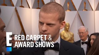 Lucas Hedges Still Gets Stage Fright | E! Red Carpet & Award Shows Video