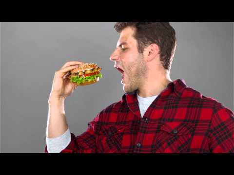 Lou Ferrigno Jr. - Carls Jr. Grilled Atlantic Cod sandwich