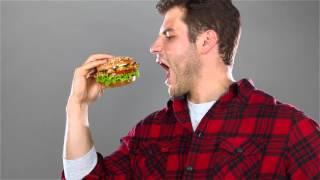 Lou Ferrigno Jr. - Carls Jr. Grilled Atlantic Cod sandwich