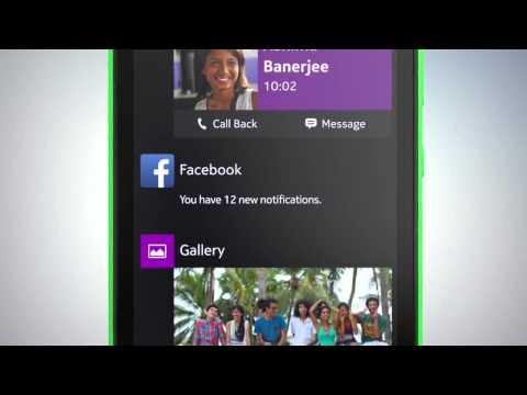 The new Nokia X , X+, XL family   Collision of Android and Windows 720p
