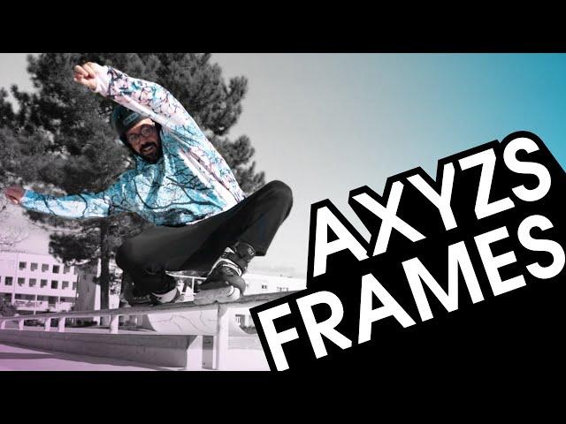 AXYZS FLAT FRAMES // BEST AGGRESSIVE SKATING UFS FRAMES?
