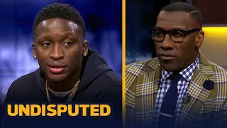 Pacers' guard Victor Oladipo talks road to recovery with Skip and Shannon | NBA | UNDISPUTED