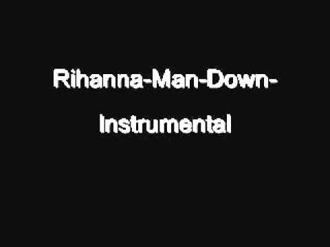 Rihanna-Man-Down-Instrumental [Download]