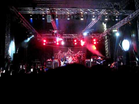 Dying Fetus - Praise the Lord - live @ Death Feast 2010
