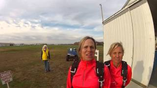 Rising Above Addiction Skydiving Fundraiser