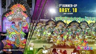 1st RunUp - Brgy. 18 (Brgy. Category) - MassKara Festival 2018 thumbnail