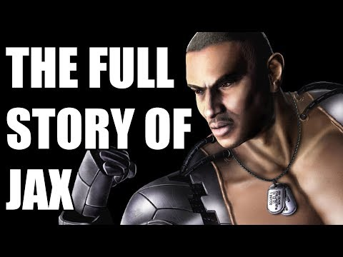 The Full Story of Jax - Before You Play Mortal Kombat 11 thumbnail