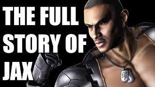 The Full Story of Jax - Before You Play Mortal Kombat 11
