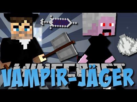 Der VAMPIR-JÄGER! (Vampirism Mod)