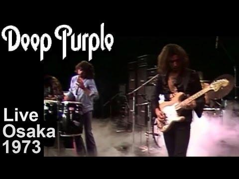 DEEP PURPLE - Live Osaka 1973