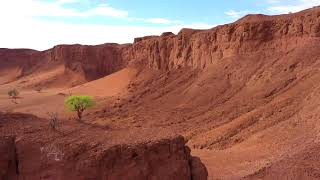 Namibia - Dry to Green