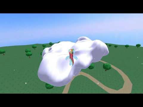 Обзор 3D игры про пони.