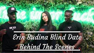 90s Baby TV | Erin Budina Blind Date Behind The Scenes