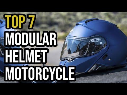 Best Modular Helmet Motorcycle 2020 (Top 7)
