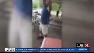 Racist Rant Caught on Camera