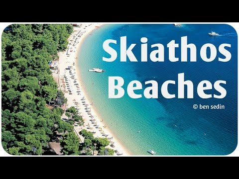 Skiathos, Greece - Beaches
