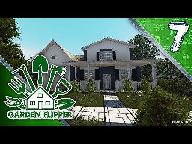 Azok a nyomorult növények! 🤣 GARDEN DLC! 🌹🌻 - House Flipper (7)