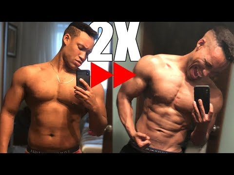 How to Lose Stubborn Fat 2X FASTER | ONE EXERCISE ONLY | Student Shredding ep 02